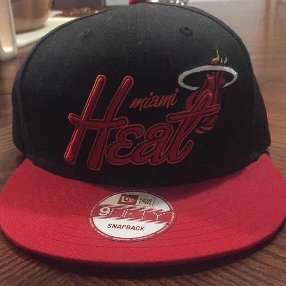 9fifty Other - Miami Heat SnapBack